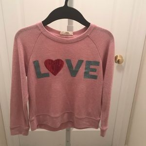 Jessica Simpson Girls Sweater, Size Small